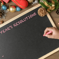 New Year Resolutions for Kids
